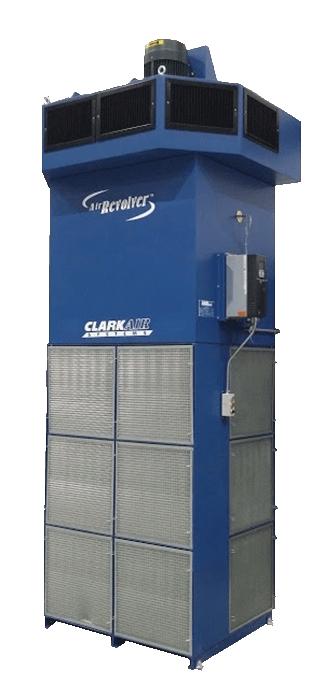 Industrial Air Cleaner Air Revolver 15000 weld fume purifier