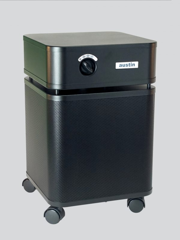 Austin Air HealthMate medical grade HEPA air cleaner black